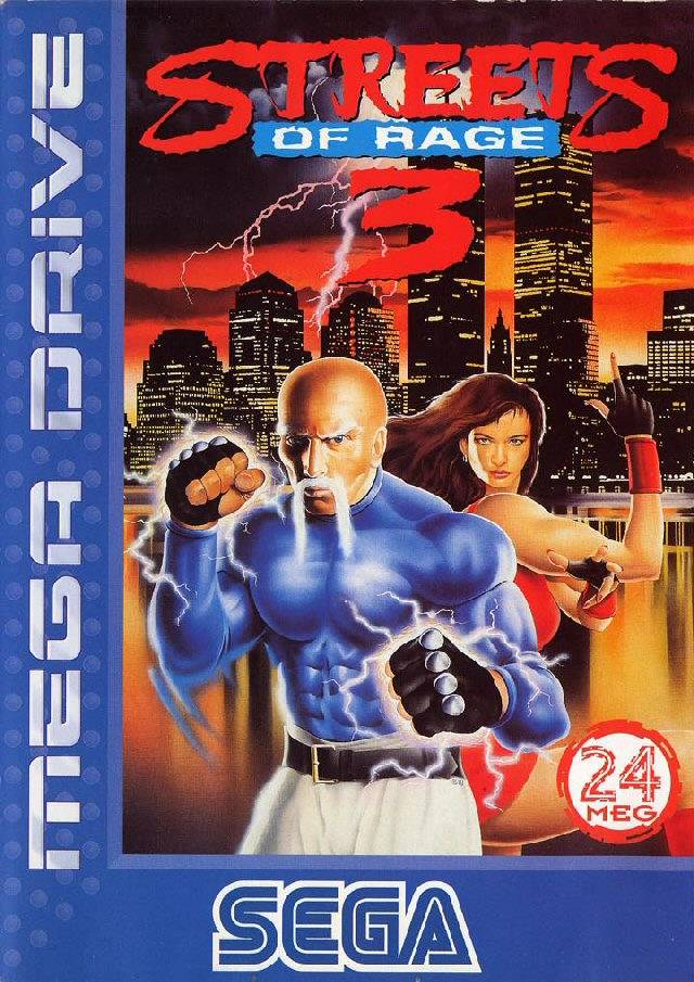 Streets of Rage 3 Review - Level Gaming Ground  |Streets Of Rage 3 Zan