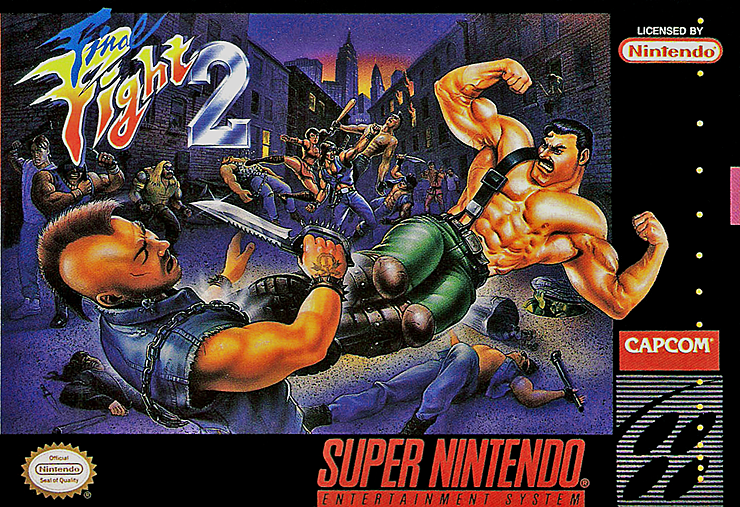 Final Fight 2. Capcom (1993) Super Nintendo | Games Revisited