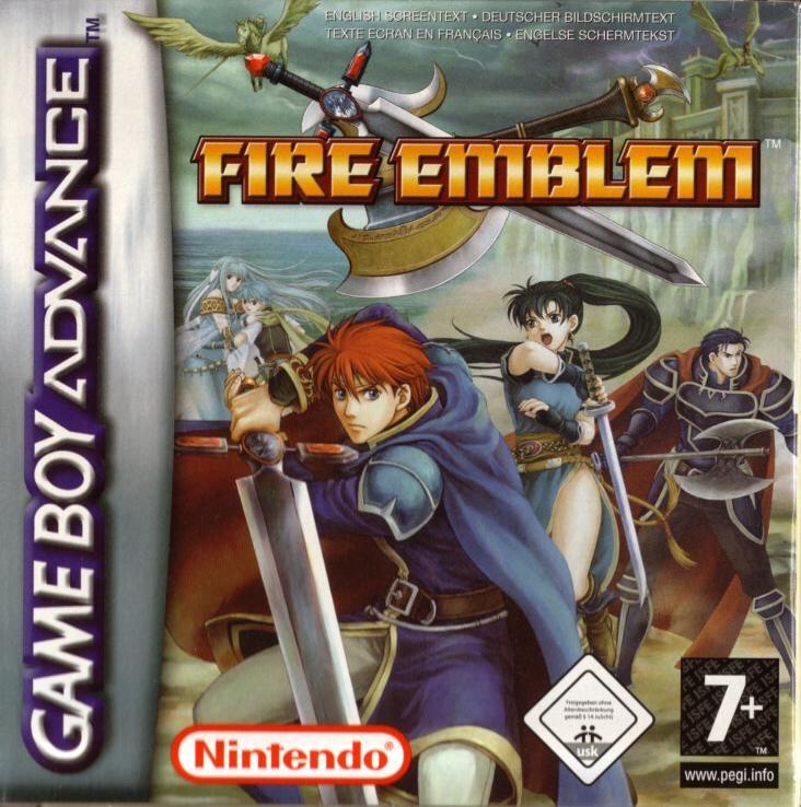 Fire Emblem Intelligent Systems 2004 Gameboy Advance Games Revisited