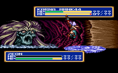Final boss is decent enough, but nowhere near as fun as Dark Dragon