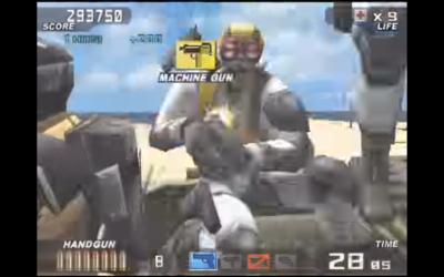 Mmmm, extra Machine Gun bullets