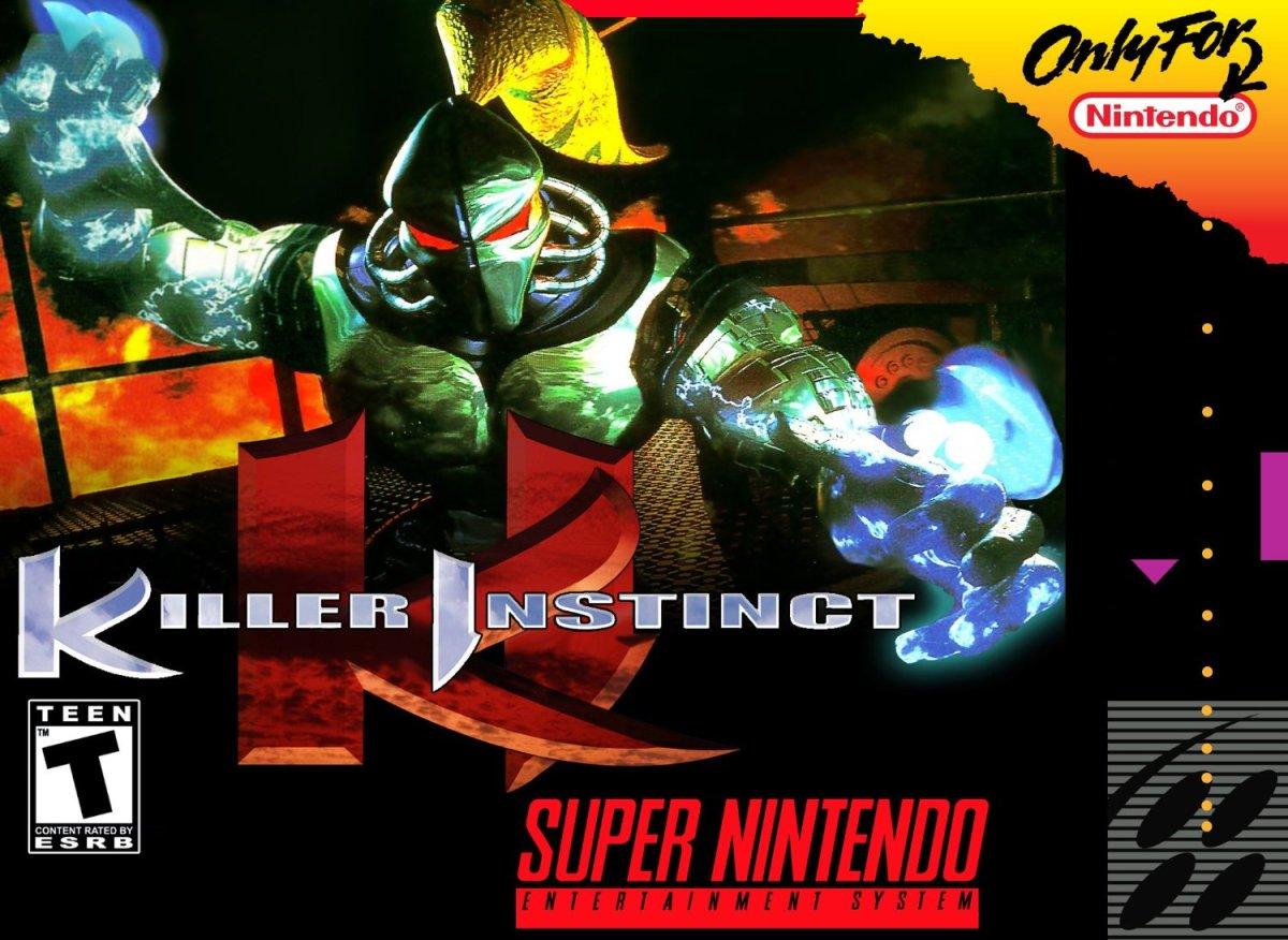 Killer Instinct, Rareware (1994) Super Nintendo