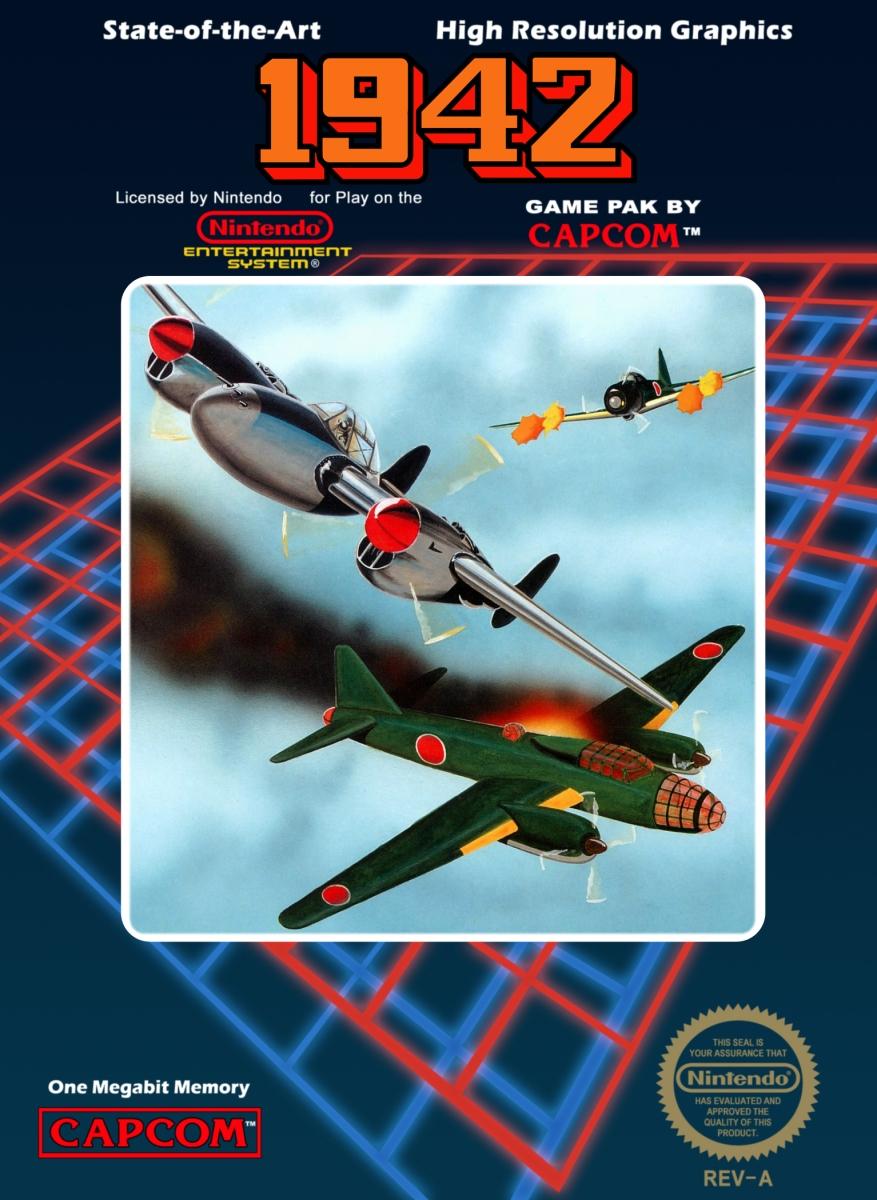 1942. Capcom (1984) Arcade