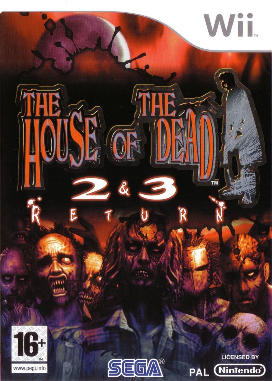 House of the Dead 2 & 3 Return. Sega (2008) Nintendo Wii