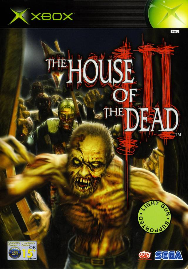 House Of The Dead 3 Wow Entertainment 2002 Xbox Games Revisited