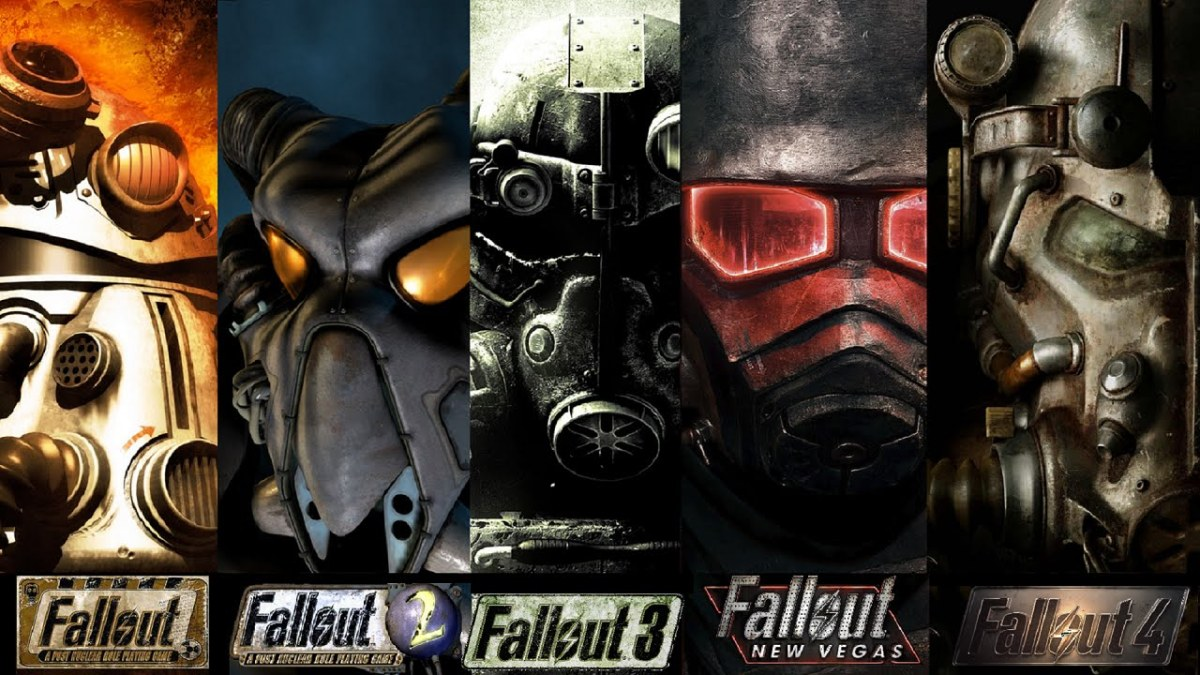 Fallout series rated, the Top 5 mainline Fallout games