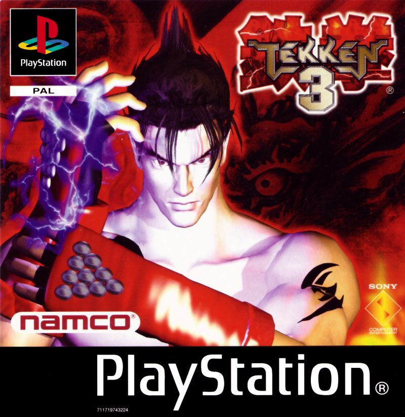 Tekken 3 Namco 1998 Playstation Games Revisited