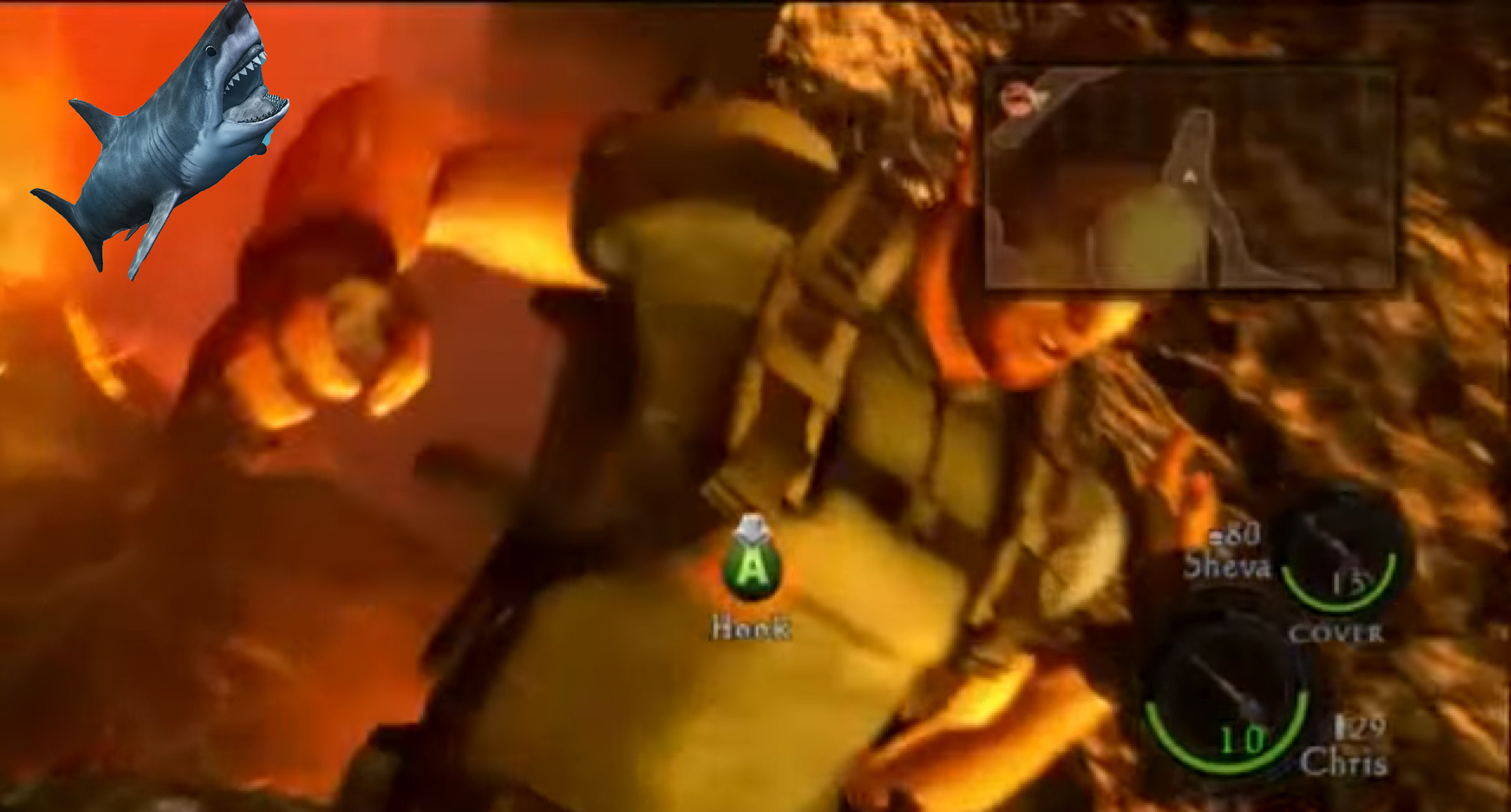 The Times Resident Evil Totally Jumped The Shark Games Revisited